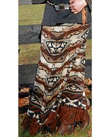 Tasha Polizzi Women's Azteca Blanket Skirt