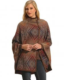 Pendleton Women's Sunset Cross Mesquite Cape
