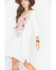 3J Workshop Women's Candice Short Kaftan