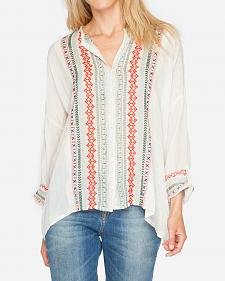 Johnny Was Women's Melvin Button-Down Shirt