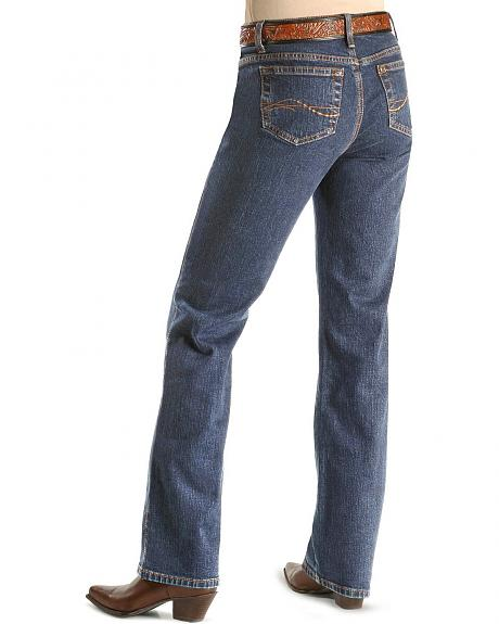 Wrangler Jeans - Aura Instantly Slimming - Plus