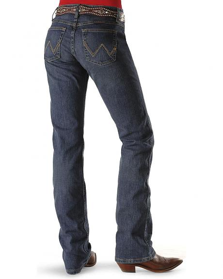 Wrangler Jeans - Q-Baby Ultimate Riding - Plus