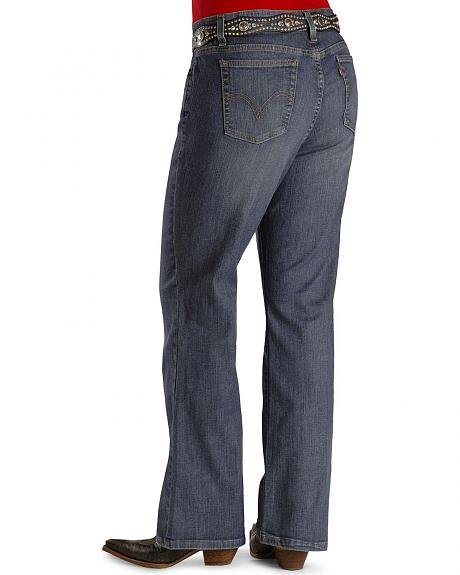 Levis  Jeans Boot Cut 590 - Plus