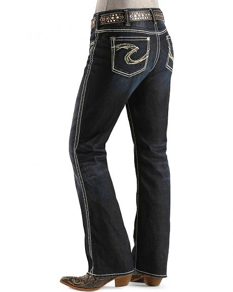 Silver Jeans - Frances Low Rise Boot Cut Jeans - Plus