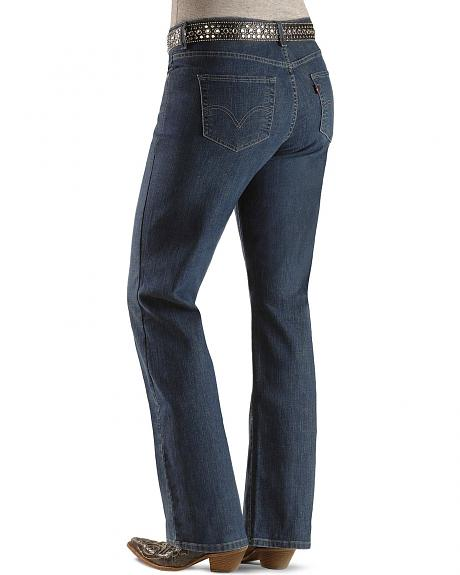 Levi's® 512 Jeans - Shadow Blue - Plus