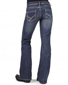 Stetson Women's 816 Classic Fit Bootcut Jeans - Plus