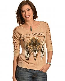 Liberty Wear Women's Lost Spirit Top - Plus Size