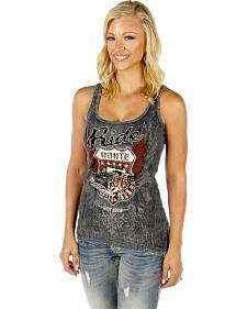 Liberty Wear Women's Route 66 Tank Top - Plus
