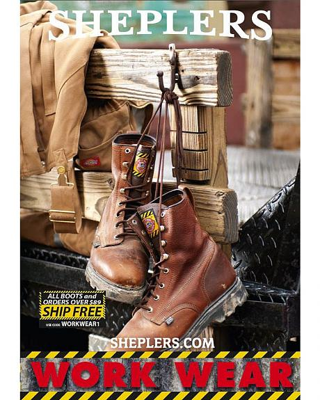 FREE 2012 WORK WEAR CATALOG
