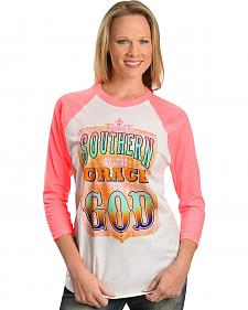 "ATX Mafia ""Southern By The Grace Of God"" Tee"