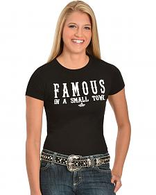 Ali Dee Famous In A Small Town Tee