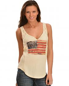 Others Follow American Wanderlust Tank Top