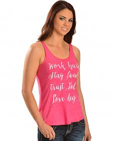 ATX Mafia Women's Love Deep Tank Top