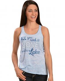 ATX Mafia Love & the Lake Tank Top