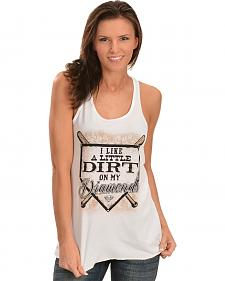 ATX Mafia Dirt on My Diamond Tank Top