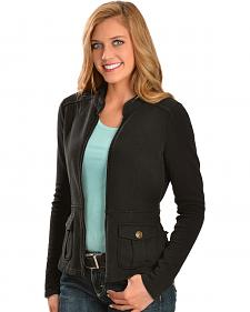 Others Follow Cleo Black Jacket
