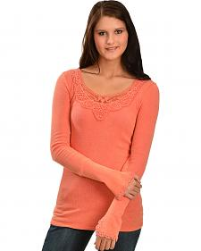 Others Follow Women's Giliana Knit Top