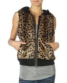 Miss Me Wild Life Hoodie Vest