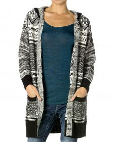 Miss Me Takeover Oversized Cardigan