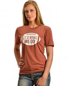 "ATX Mafia ""It's What We Do"" Burnt Orange Tee"