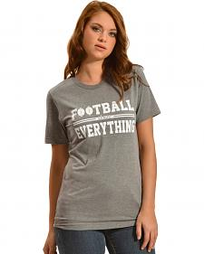 ATX Mafia Football Above Everything Tee