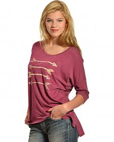 Cowgirl Justice Women's Follow Your Arrow Tee