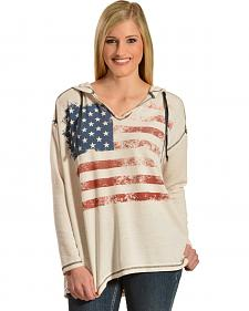 Others Follow Women's Patriot Hooded Top