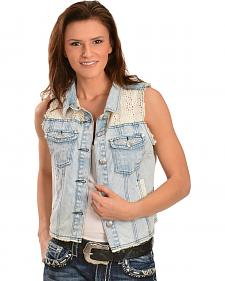 Miss Me Women's Gypsy Soul Vest