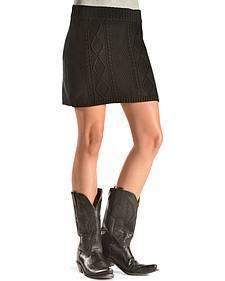 Others Follow Women's Cambridge Knit Skirt