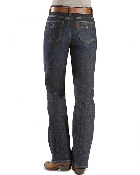Levis � Jeans Perfectly Slimming Boot Cut 512 - 32