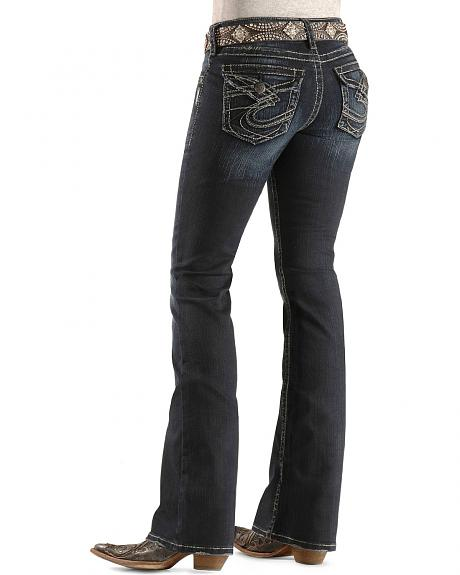 Silver Jeans - Suki Surplus Classic Fit Boot Cut - 34
