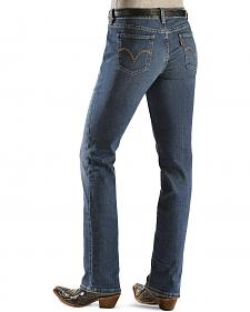 Levi's � 505 � Always Agreed Straight Leg Jeans