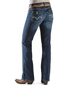 Levi's � 529 Curvy Bootcut Jeans