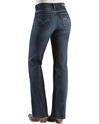 Levis ® 512 Midnight Star Bootcut Jeans - 33