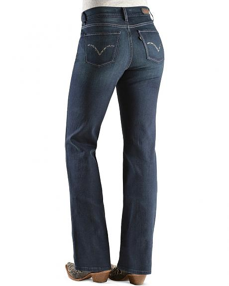 Levi's ® 512 Midnight Star Bootcut Jeans - 33
