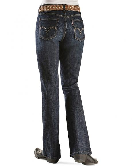 Levi's ® 515 Lights Out Bootcut Jeans
