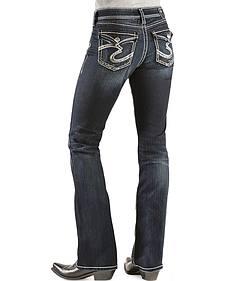 Silver Jeans - Natsuki Flap Pocket Jeans