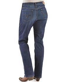 Levi's 505 Women's Straight Leg Jeans