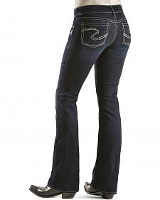 "Silver  Women's Suki Bootcut Jeans - 32"" Inseam"