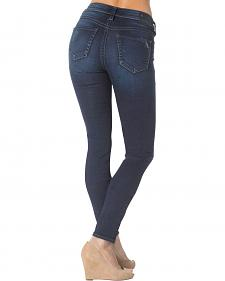 Silver Women's Suki High Super Skinny Jeans
