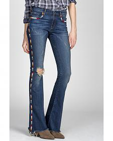 Miss Me Vintage Women's Janis Flare Jeans