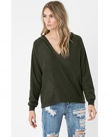 Z Supply Women's Rosin The Loft Hoodie