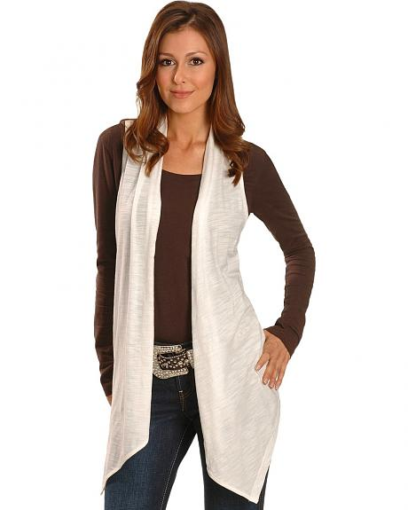 Ariat Lizzie Sleeveless Cardigan