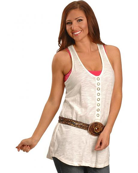 Ariat Ring Snap Tank