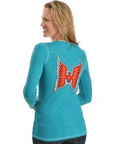 Ariat Addison Aztec Embroidered Tee