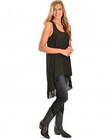 Ariat Women's Black Clover Tank Top