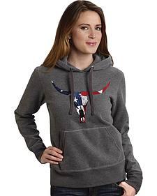 Roper Women's Americana Steer Hoodie