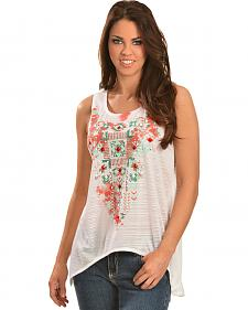 Wrangler Rock 47 Women's Tribal Tank