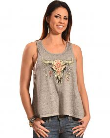 White Crow Women's Buffalo Dream Tank Top
