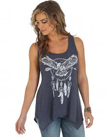 Wrangler Women's Eagle Screen Print Tee